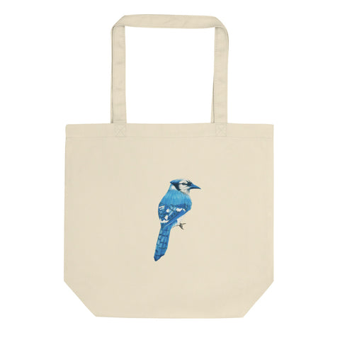 B is for Blue Bird Eco Tote Bag