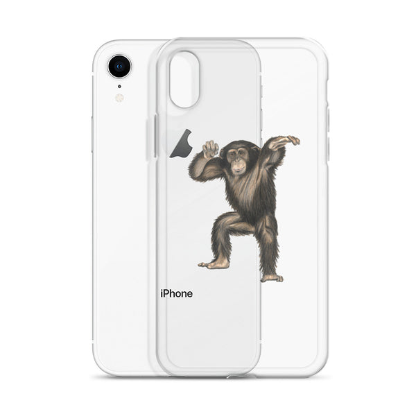 Chimpanzee iPhone Case