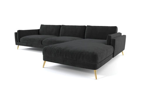 Chaise lounge sofa INVIDIA