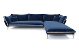 Chaise lounge sofa AURA