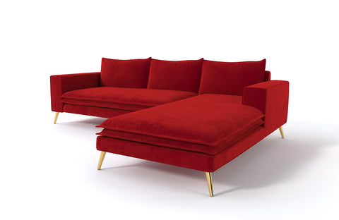 Chaise lounge sofa TERRA