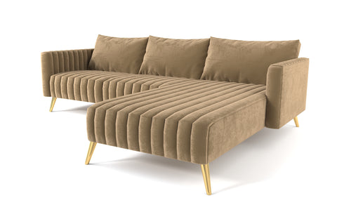 Chaise lounge sofa LIBERTAS