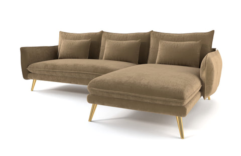 Chaise lounge sofa EDESIA