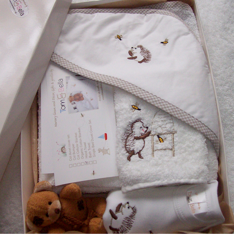 Bath Time Baby Gift Pack