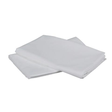 3/4 Bed Fitted Sheet - White