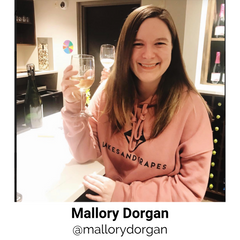 Lakes and Grapes Ambassador Mallory Dorgan