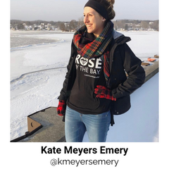Lakes and Grapes Ambassador Kate Meyers Emery