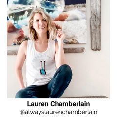 Lakes and Grapes Ambassador Lauren Chamberlain