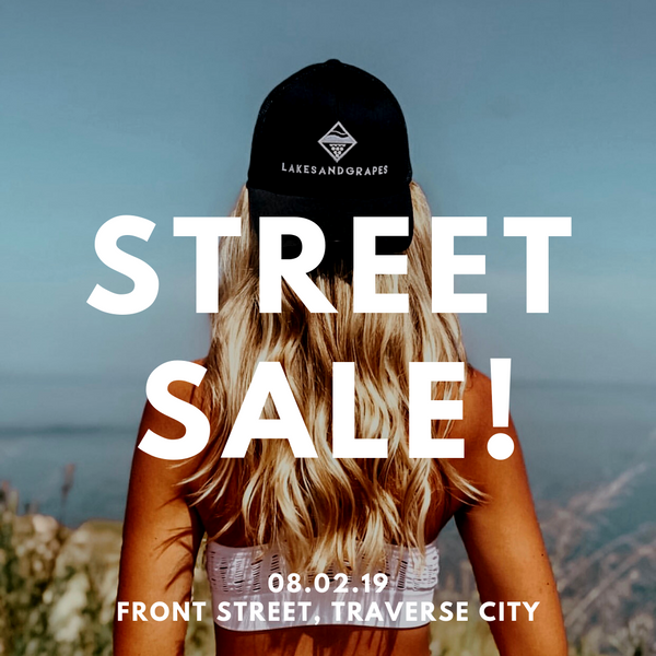 Traverse City Street Sale
