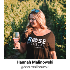 Lakes and Grapes Ambassador Hannah Malinowski