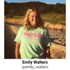 Lakes and Grapes Ambassador Emily Walters
