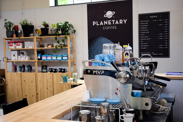 St. Street Marketplace Planetary Coffee