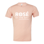 Rose by the Bay peach tee