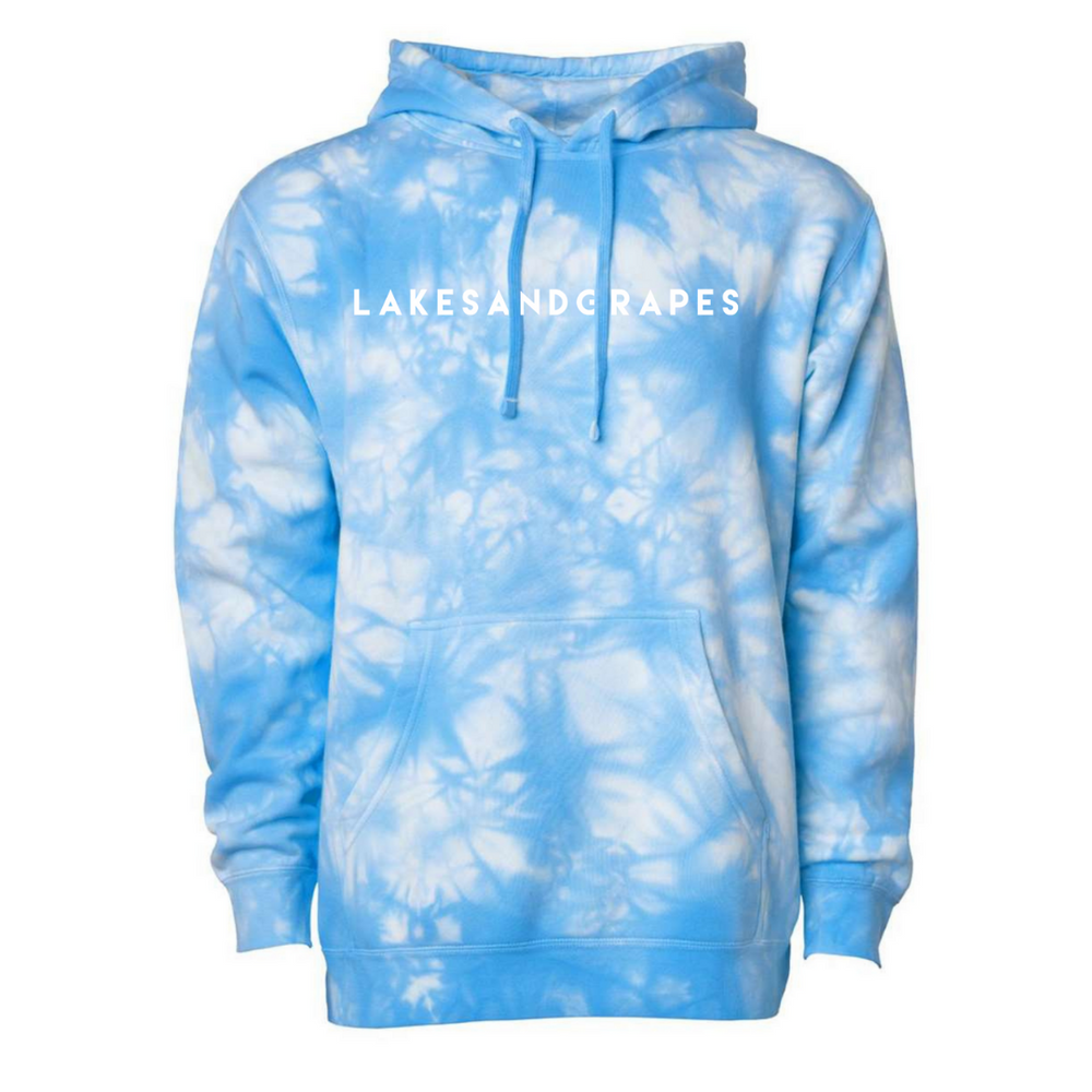 Load image into Gallery viewer, Tie Dye Hoodie