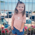 Classic Toddler Tee - Peach