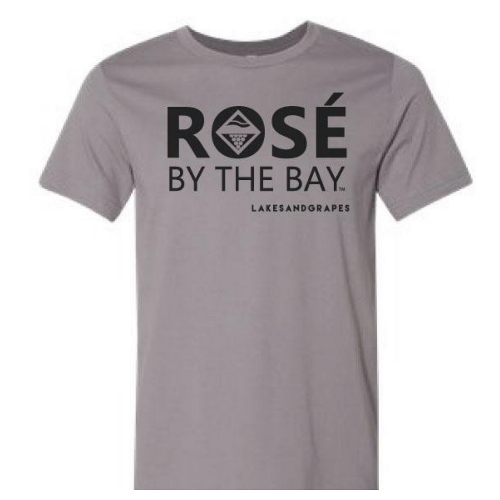 Rose by the Bay storm tee