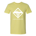 Lake Diamond Tee - Yellow