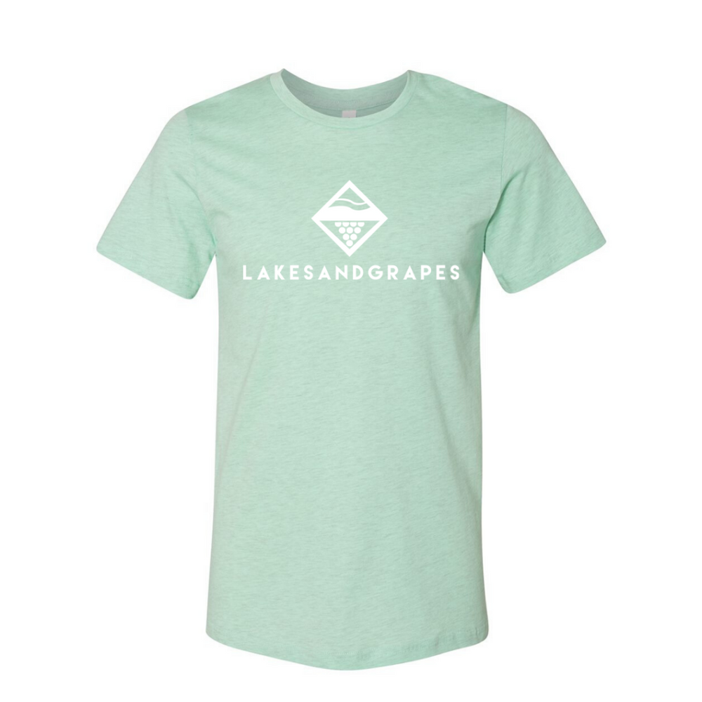 Classic Heather Mint Tee