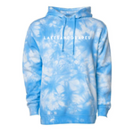 The Lakes and Grapes Tie Dye Hoodie is perfect for any season in Michigan