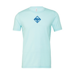 Environmental Initiative Tee - Ice Blue