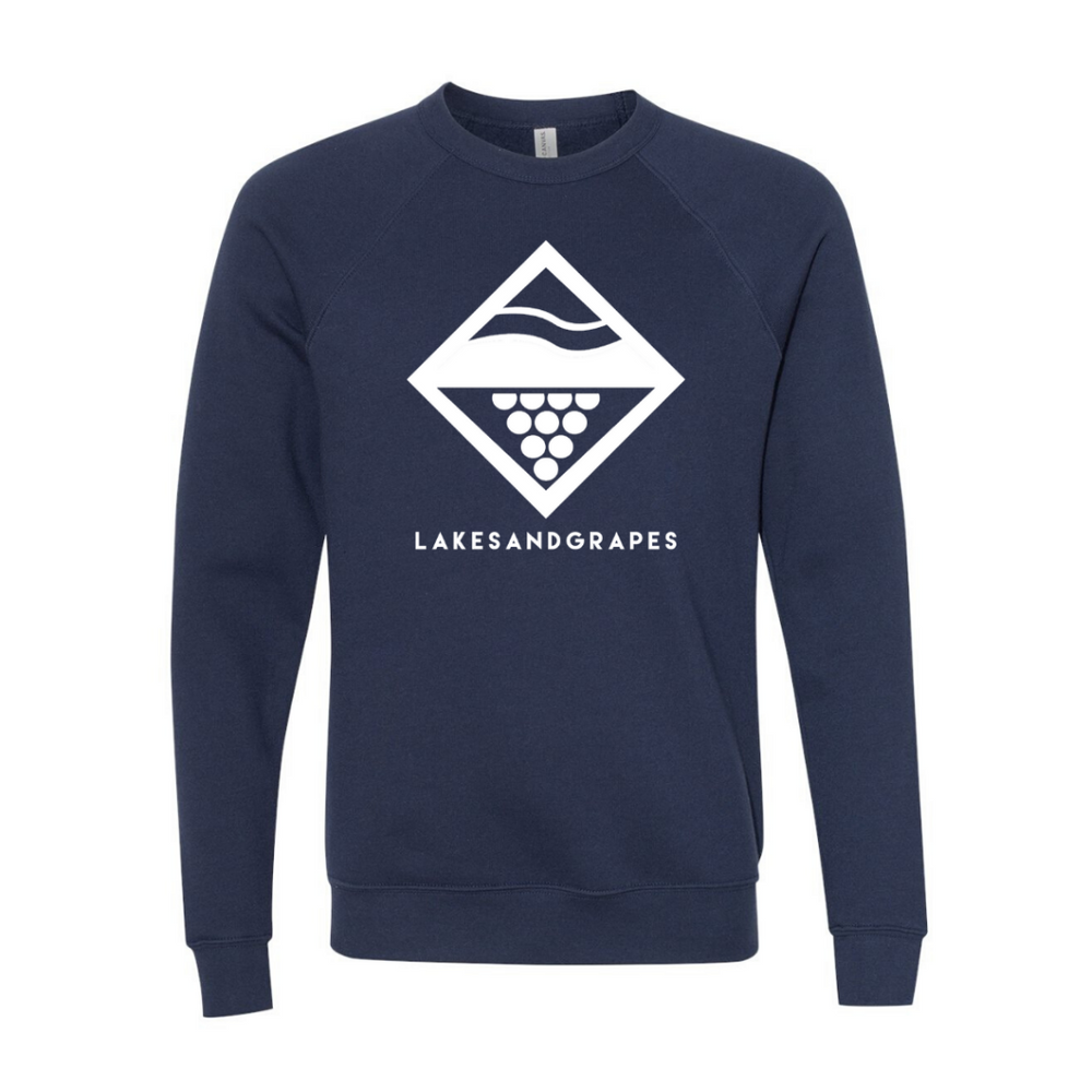 Lake Diamond Crew - Navy