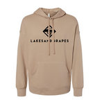 Classic Tan Relaxed Hoodie