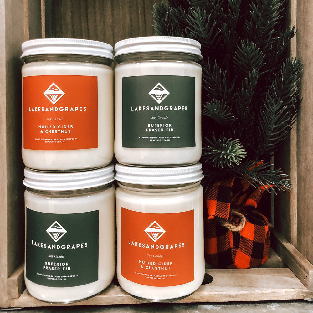 Candle - Superior Fraser Fir