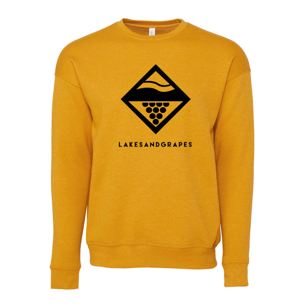 Lake Diamond Crew - Mustard