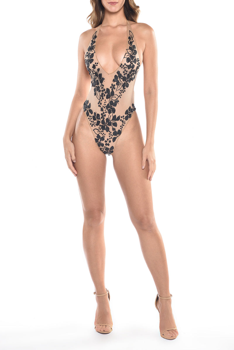 Folia Black One Piece