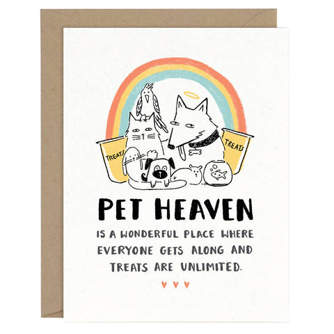 Pet Heaven Card
