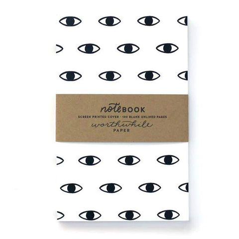 Eyes Notebook
