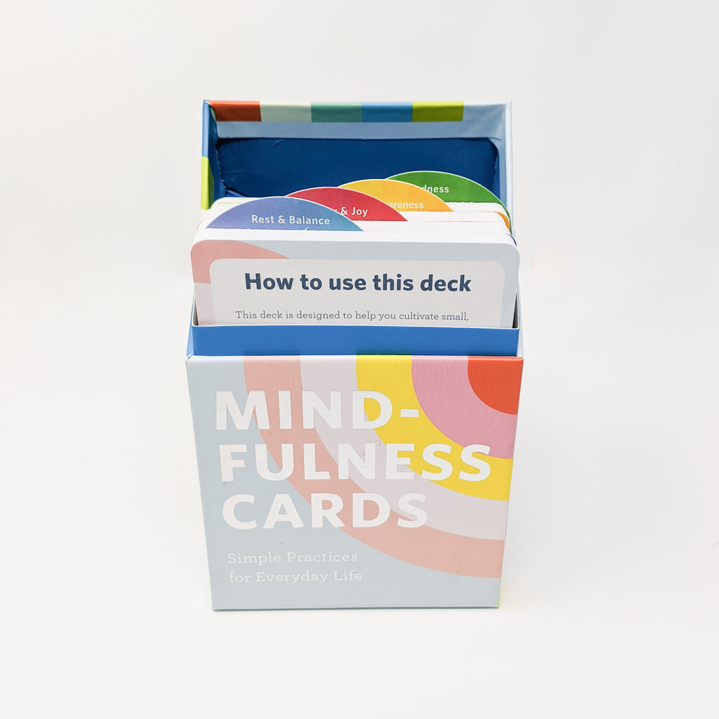 Mindfulness Cards