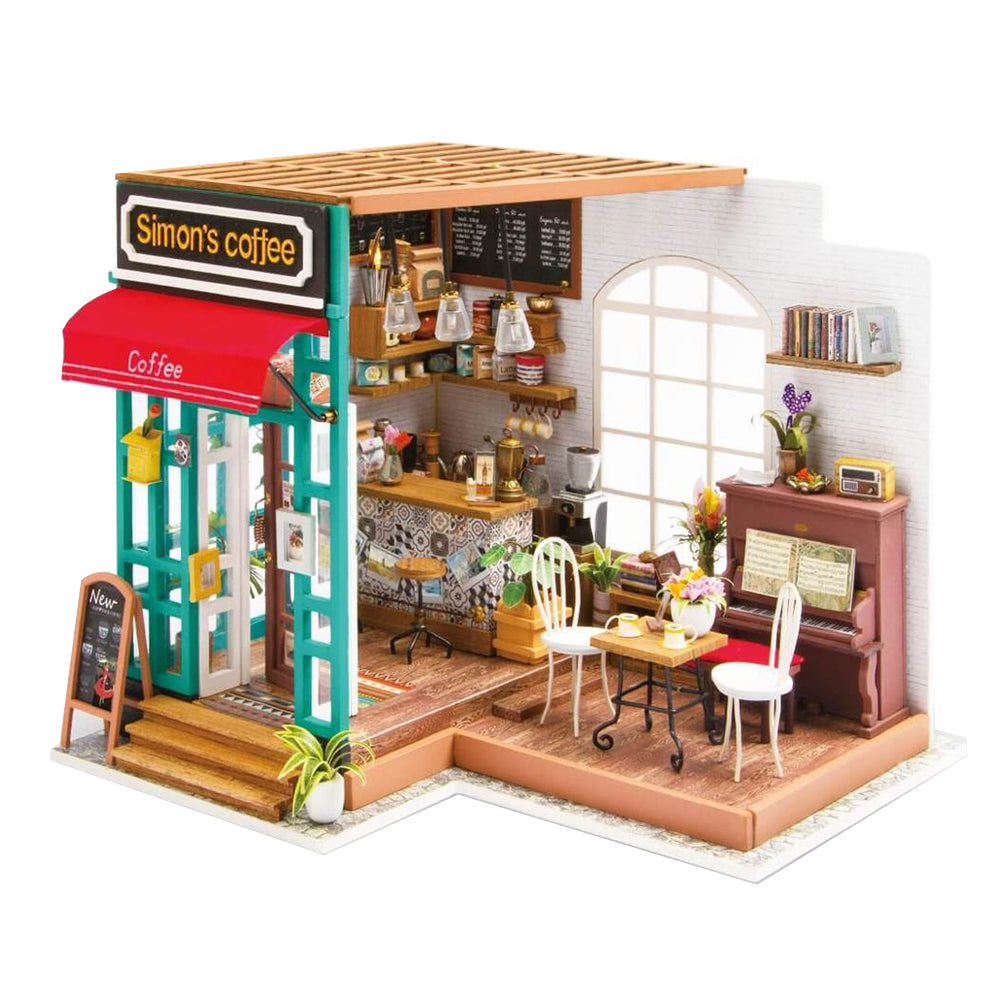 DIY Mini Cafe