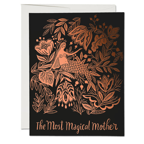 Magical Mother Card