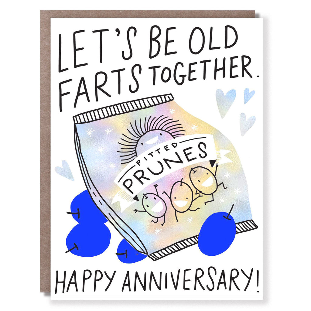 Old Farts Card