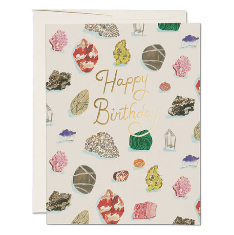 Birthday Gem Card