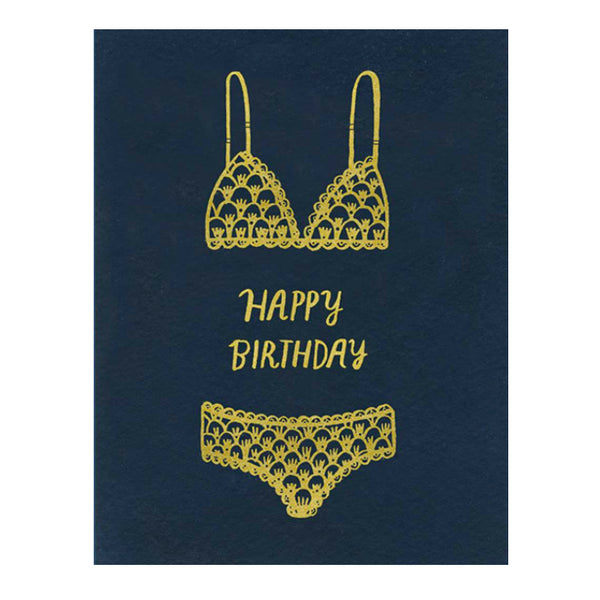 Greeting Cards - Lacy Birthday Card