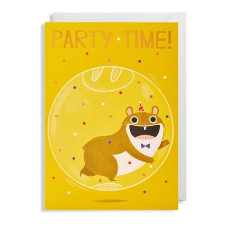 Greeting Cards - Party Time Card