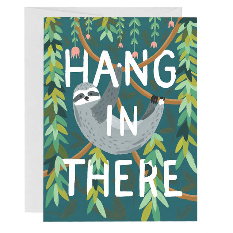 Hang In There Print