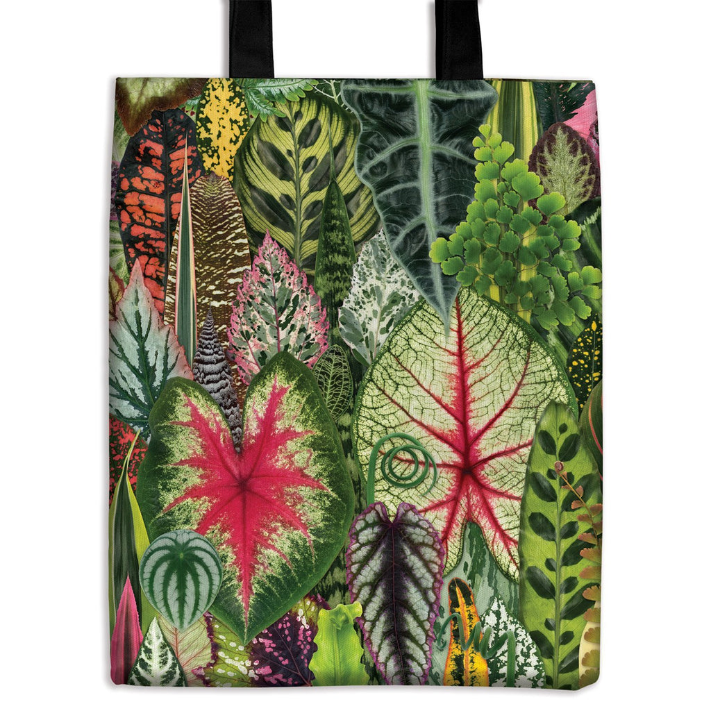 Houseplant Jungle Tote Bag