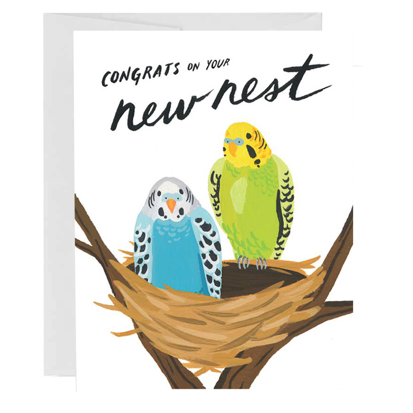 New Nest Card