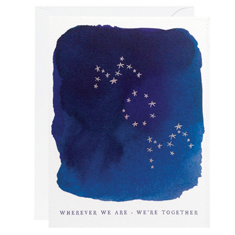 We're Together Card