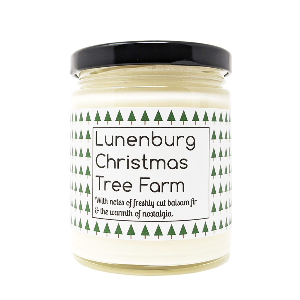 Lunenburg Christmas Tree Farm Candle