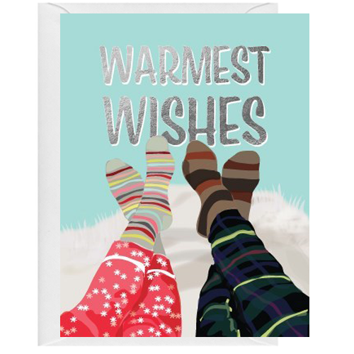 Warmest Wishes Card