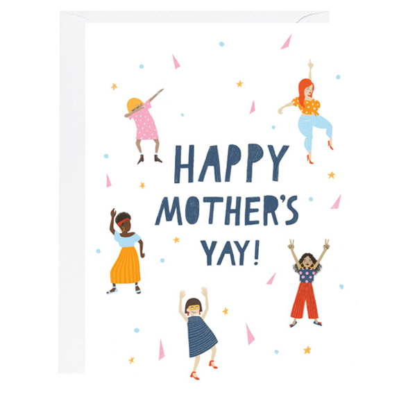 Mother's Yay Card