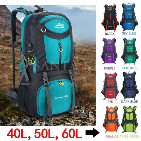 40L, 50L, 60L Outdoor High-capacity Travel Backpack
