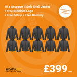 10 Regatta Octagon II Soft Shell Jacket