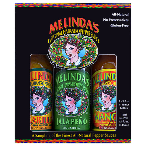 Melinda's Wild and Mild Collection - Lucifer's House of Heat