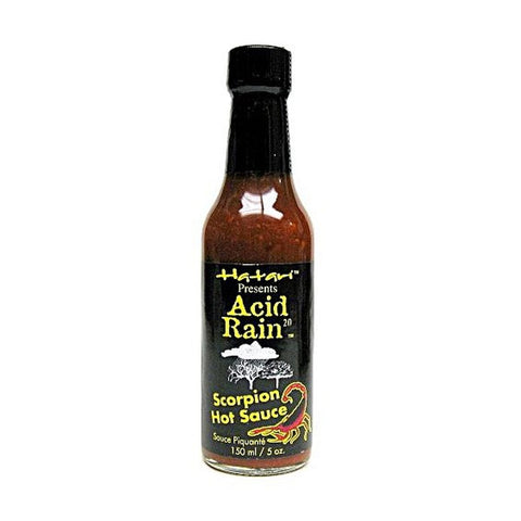 Acid Rain Scorpion Hot Sauce - Lucifer's House of Heat