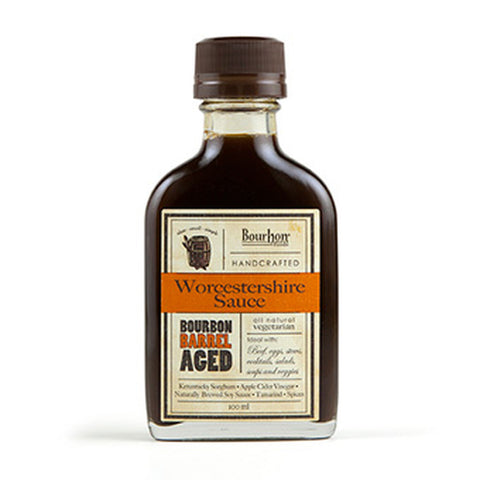 Bourbon Barrel Worcestershire Sauce - Lucifer's House of Heat